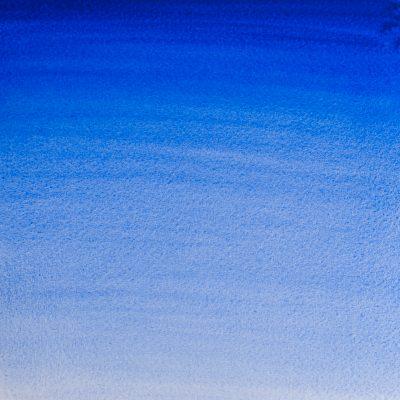 Winsor & Newton Professional akvarellfärg French ultramarine 14 ml Tub & Färgprov