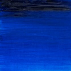 Artisan Water Mixable Oil Colour French Ultramarine 200 ml Tub & Färgprov
