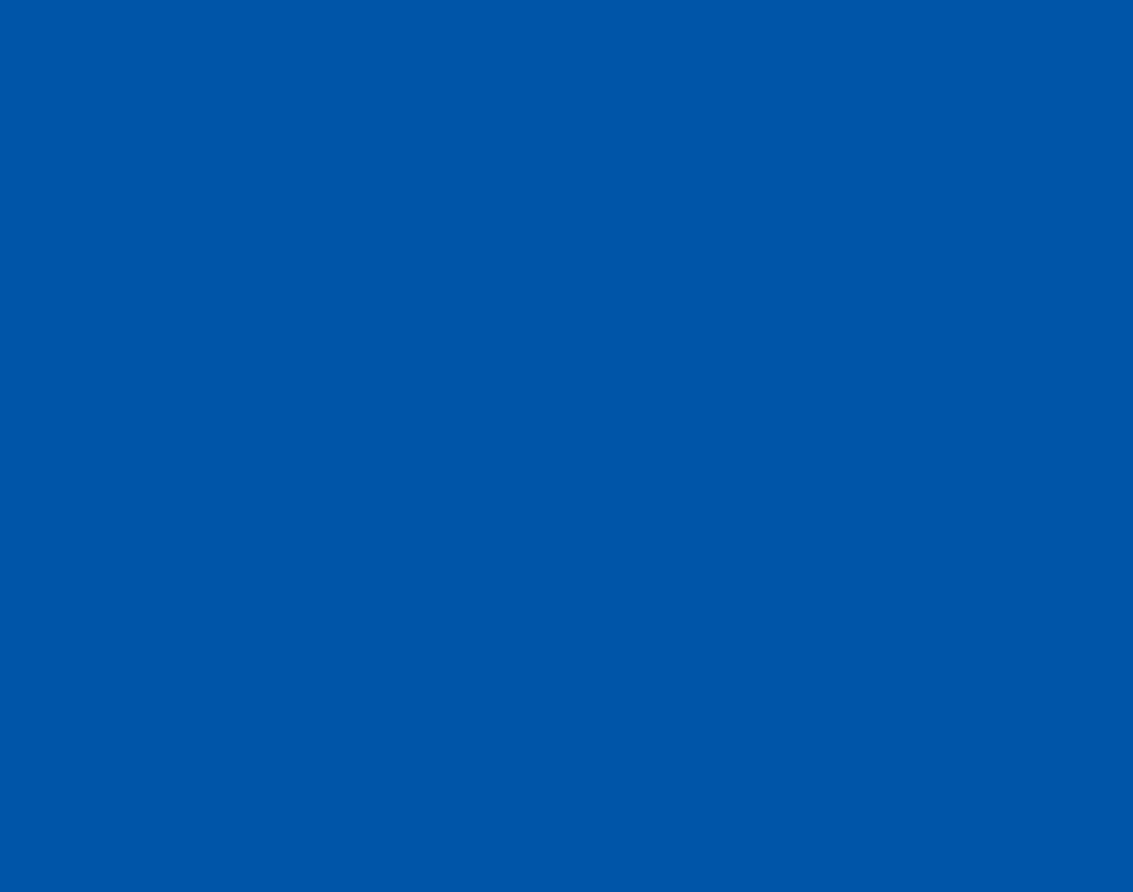 Screentec Ecoline opak screenfärg Blå 5kg Tub & Färgprov