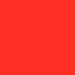 Screentec Ecoline opak screenfärg Fluo röd 500g Tub & Färgprov