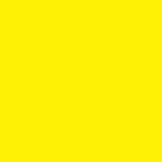 Screentec Ecoline opak screenfärg Gul 5kg Tub & Färgprov