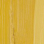 Sennelier Extra Fine Oljefärg 40ml Amber ochre Tub & Färgprov
