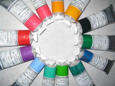 Michael Harding Handmade Oil Colours oljefärg 40ml