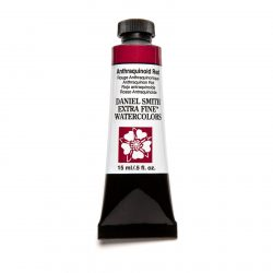 Daniel Smith Extra Fine akvarellfärg 15 ml Anthraquinoid Red