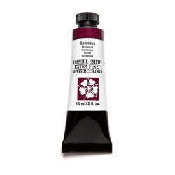 Daniel Smith Extra Fine akvarellfärg 15 ml Bordeaux