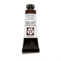 Daniel Smith Extra Fine akvarellfärg 15 ml Burnt Umber