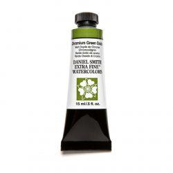 Daniel Smith Extra Fine akvarellfärg 15 ml Chromium Green Oxide