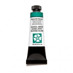 Daniel Smith Extra Fine akvarellfärg 15 ml Amazonite Genuine