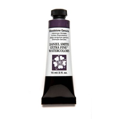 Daniel Smith Extra Fine akvarellfärg 15 ml Bloodstone Genuine