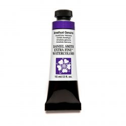 Daniel Smith Extra Fine akvarellfärg 15 ml Amethyst Genuine