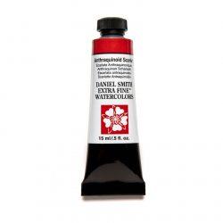 Daniel Smith Extra Fine akvarellfärg 15 ml Anthraquinoid Scarlet