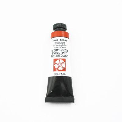 Daniel Smith Extra Fine akvarellfärg 15 ml Aussie Red Gold