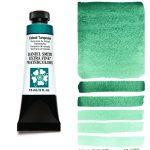 Daniel Smith Extra Fine akvarellfärg 15 ml Cobalt Turquoise Tub & Färgprov