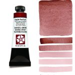 Daniel Smith Extra Fine akvarellfärg 15 ml English Red Earth Tub & Färgprov