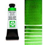 Daniel Smith Extra Fine akvarellfärg 15 ml Jadeite Genuine (Primatek) Tub & Färgprov