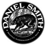 Daniel Smith logo boar
