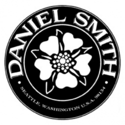Daniel Smith logo flower