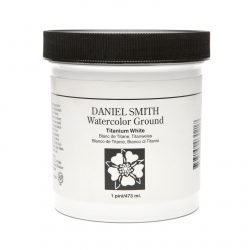 Daniel Smith Watercolor Ground Titanium White 473 ml