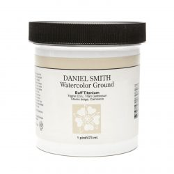 Daniel Smith Watercolor Ground Buff Titanium 473 ml