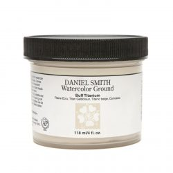 Daniel Smith Watercolor Ground Buff Titanium 118 ml