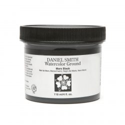 Daniel Smith Watercolor Ground Mars Black 118 ml