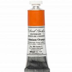 Michael Harding oljefärg 40ml Cadmium Orange