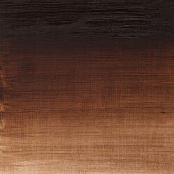 Winsor & Newton Winton oljefärg 200ml Burnt umber 076 Tub & Färgprov