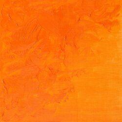 Winsor & Newton Winton oljefärg 200ml Cadmium orange hue 090 Tub & Färgprov