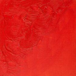 Winsor & Newton Winton oljefärg 200ml Cadmium red hue 095 Tub & Färgprov