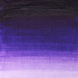 Winsor & Newton Winton oljefärg 200ml Dioxazine purple 229 Tub & Färgprov