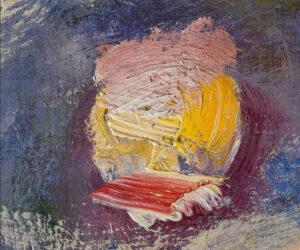 Monets impressionistiska penseldrag