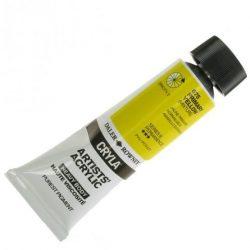 Daler-Rowney Cryla Artists' Acrylic 75ml Primary Yellow